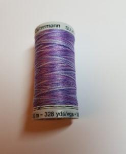 Tråd - Gütermann Cotton Multi flerfärgad tråd